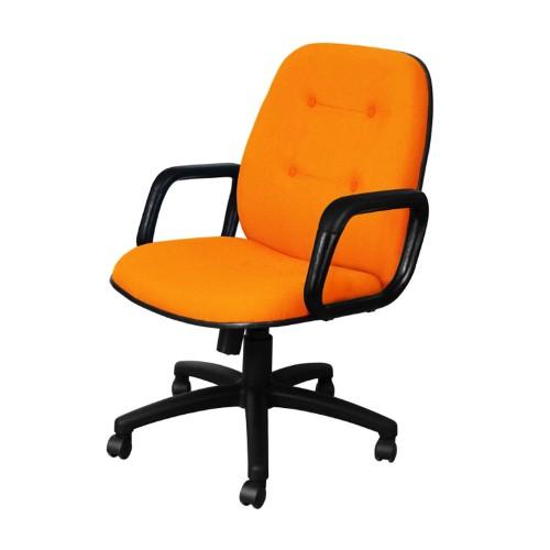 Kursi Kantor Uno London MAU Orange.