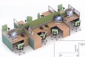 Patisi Kantor Uno 07 Series Slim 8 Staff