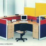 Partisi-Kantor-uno sekretaris 2