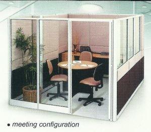 Partisi Kantor  Uno Meeting