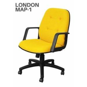Kursi Kantor Uno LONDON MAP 1