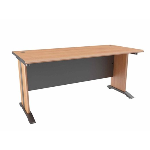 meja kantor utama uno gold uod 4054 140cm 12638 521 - Meja Kantor Uno UOD 5054