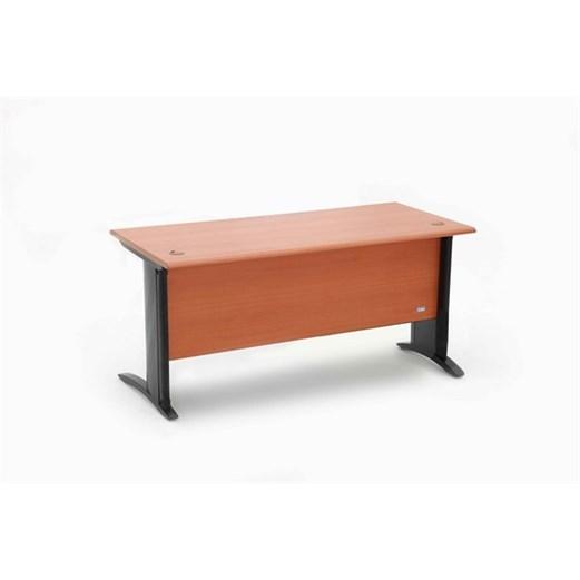 meja kantor utama uno platinum 140cm - Meja Kantor Uno UOD 2054