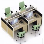 Partisi Kantor Uno 4 Staff 150x150 - UNO Office Partition