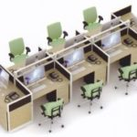 Partisi Kantor Uno 8 Staff  150x150 - UNO Office Partition