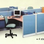 Partisi Kantor uno 4 staff 1 150x150 - UNO Office Partition