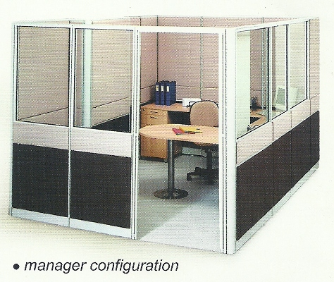 Partisi Kantor uno manager 2 - Partisi Kantor Uno Manager 2