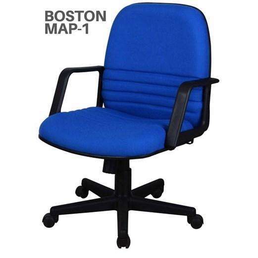 kursi kantor uno boston map 1 oscarfabric  - Kursi Kantor Uno BOSTON MAP-1