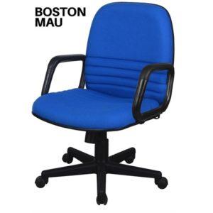 Kursi Kantor Uno BOSTON MAU
