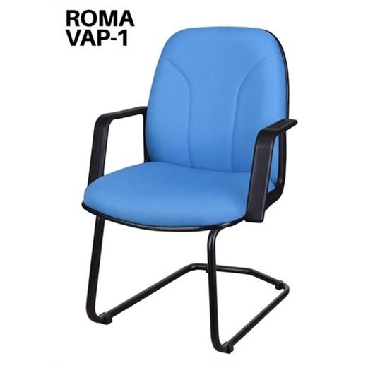 kursi tamu kantor uno roma vap 1 - Kursi Kantor Hadap Uno ROMA VAP_1