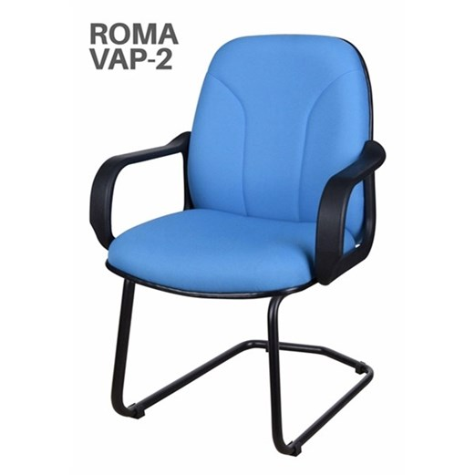 kursi tamu kantor uno roma vap 2  - Kursi Kantor Hadap Uno ROMA VAP_2
