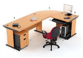 meja kantor - Jual Meja Kantor di Ciputat Timur
