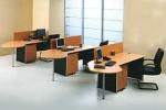 Jual Meja Kantor Modera di jakarta barat 150x100 - Jual Meja Kantor di Bogor
