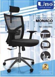Kursi Kantor UNO Monaco 213x300 - Jual Kursi Kantor UNO di Jakarta Selatan